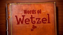 Wetzels – Words of Wetzel – Money